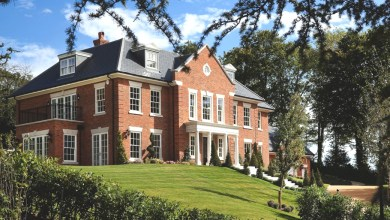 Photo of Öt hálószobás luxus rezidencia Angliában