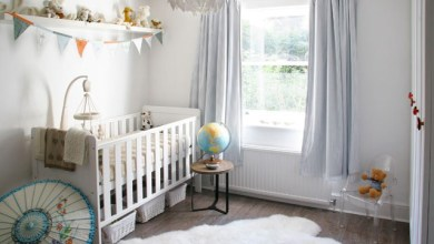 Photo of Csecsemők, apróságok szobái – ahol mindenki jól érzi magát