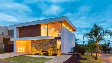 Photo of Modern brazil ház elegáns dizájnnal