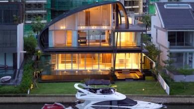 Photo of Vízparti ház Szingapúrban