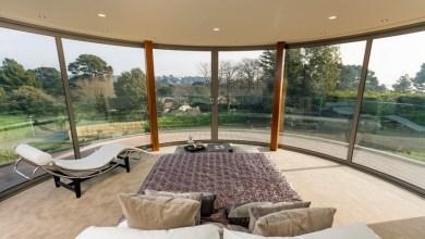 Photo of Ívelt vonalak és a gyönyörű kilátás: Ventura House