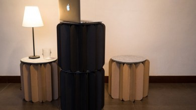 Photo of Multifunkcionális bútor egy laptop tokban