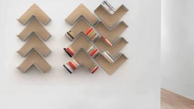 Photo of A térhez alkalmazkodó polcrendszer