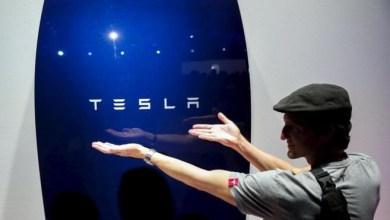 Photo of Tesla Powerwall