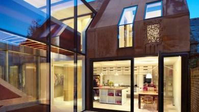 Photo of Modern családi ház a tulajdonosok igényeihez igazítva
