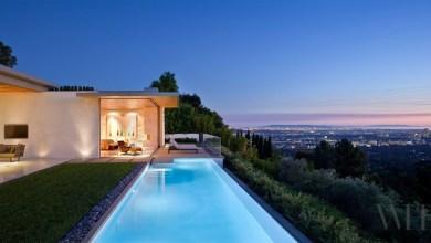 Photo of Modern ház Kaliforniában elképesztő kilátással