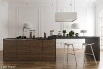dark-wood-kitchen-island-600x400