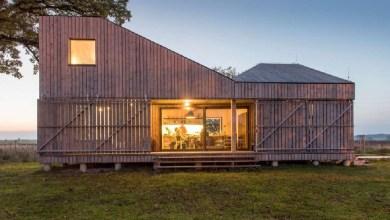 Photo of A természet lágy ölén: Fenntartható családi ház Csehországból