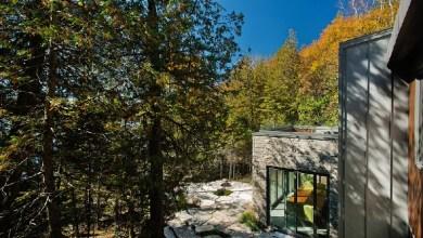 Photo of Lac Gate: különleges faház Kanadából
