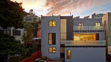 Photo of San Francisco-i ház átalakítás