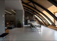 Kiev-loft-renovation-kitchen-arched-ceiling