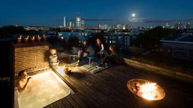 Photo of Modern penthouse Rotterdam városában