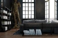 2-historic-apartment-black-interior
