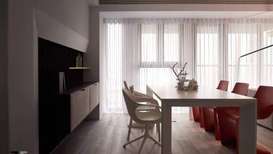 Photo of Tajvani kortárs otthon minimalista stílusban