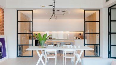 Photo of Felújított londoni lakás újratervezve