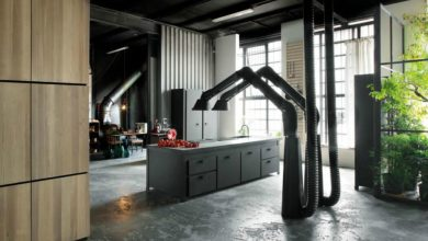 Photo of Milánói loft egyedi design elemekkel
