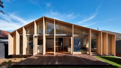 Photo of Modern ház bővítés Melbourne-ben
