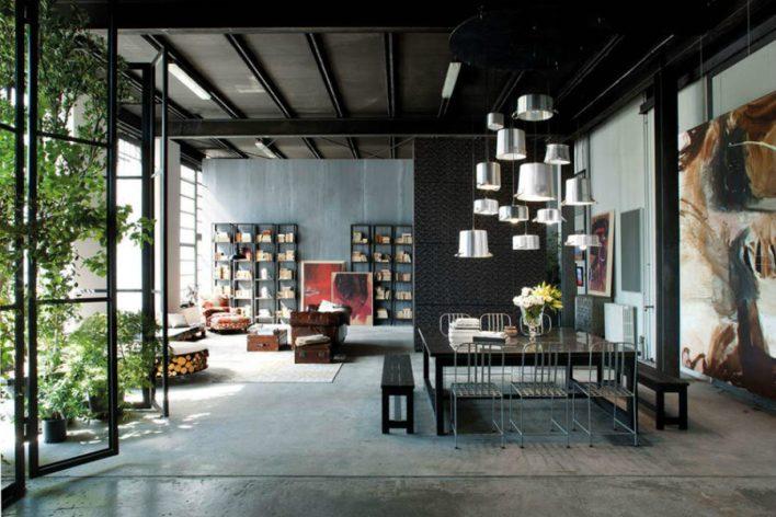 Silvio-Stefani-collaborated-with-Minacciolo-to-create-a-unique-loft-in-Milan-900x600