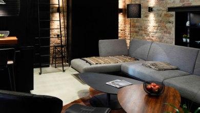 Photo of Kényelmes apartman ipari és skandináv stílussal