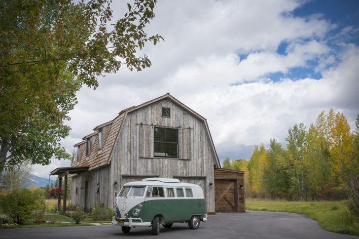 Wilson-Wyoming-Barn-Exterior