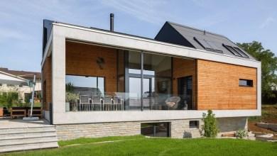Photo of Kényelmes családi ház Svájcban