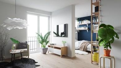 Photo of Apró 30 m2 lakás berendezése