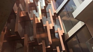 Photo of Ausztrál ház művészi homlokzattal