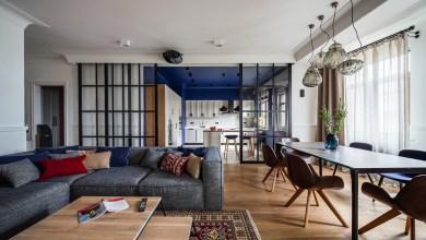 Photo of Kijevi apartman klasszikus és modern megjelenéssel