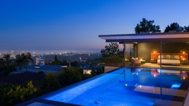 Photo of Matthew Perry eladó otthona