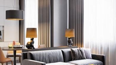 Photo of Luxus otthon 50 négyzetméteren