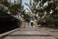 Merida-residence-has-a-large-outdoor-area-populated-with-trees