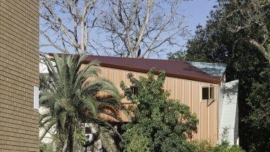 Photo of Kerti ház különös formával