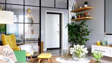 Photo of Skandináv design merész színekkel