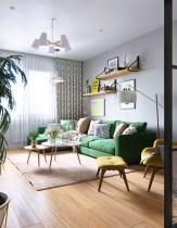 Pine-wall-shelves