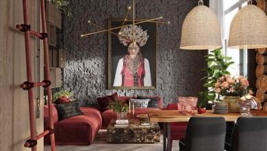 Photo of Apartman Ukrajnában gyönyörűen tervezve