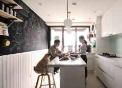 Kitchen-chalkboard-wall