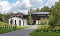 Lake-Waconia-House-features-three-different-materials-on-the-exterior