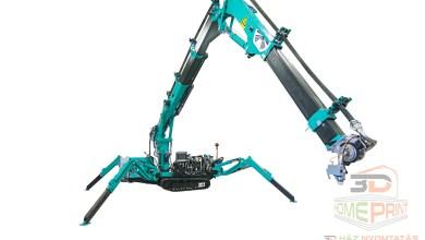 Photo of 3D ház nyomtató robot és beton mix fejlesztéséhez szakembereket keresünk