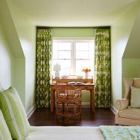 Apple-green-bedroom-paint-color-design