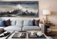 Belgravia-Residence-living-room-wall-art