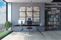 home-office-industrial-look