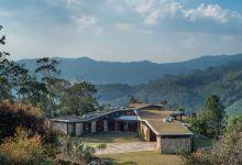 Photo of V-alakú otthon Kolumbiában