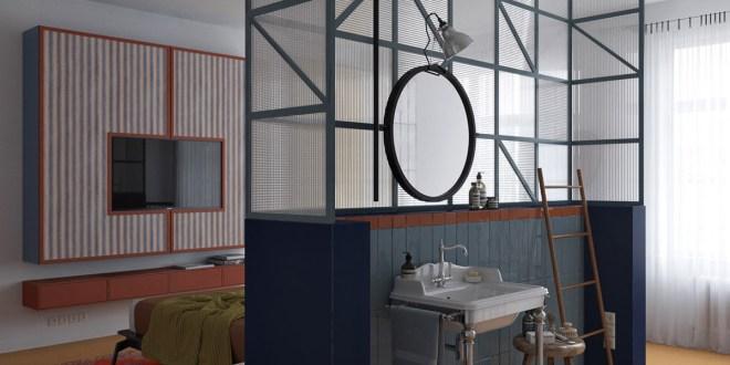 Holland festő által inspirált lakás