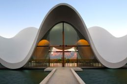 Curved-Roof-South-African-studio-TV3-Architects-Chapel