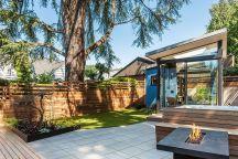 Backyard-Reading-Retreat-with-small-fireplace