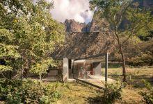 Photo of Ház vulkanikus kőzetből