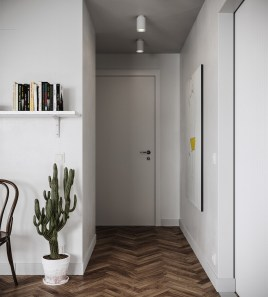 Herringbone-flooring