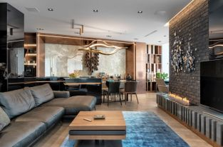 Open-space-apartment-decor-by-33bY-Architecture