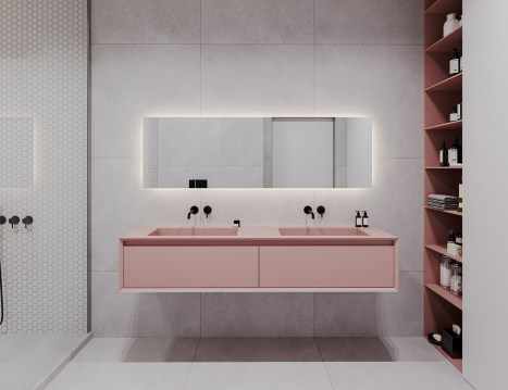 Pink-and-white-bathroom