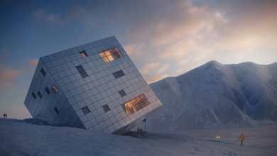Photo of Minimál stílusú családi házak külső és belső képei